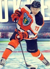 Хоккей. ХК «Ермак» — ХК «Зауралье» в Ангарске