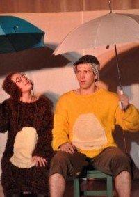 Спектакль «Ёжик и Медвежонок» в Иркутске