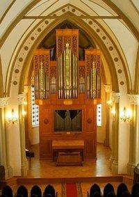 Концерт хоровой музыки в Иркутске