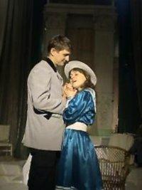 Спектакль «Я тоже БЫЛА, прохожий…» в Иркутске
