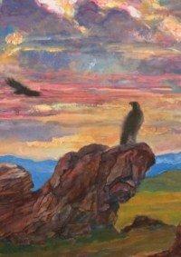 Выставка художника Валерия Чевелёва в Иркутске