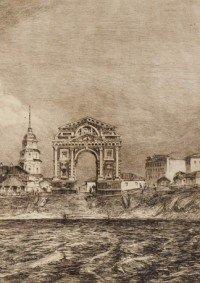 Выставка художника Бориса Лебединского в Иркутске