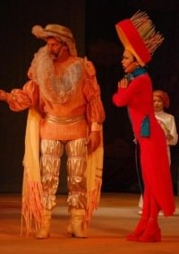 Спектакль «Мойдодыр» в Иркутске