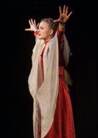 Спектакль «Гроза» в Иркутске