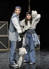 Спектакль «Каникулы с пиратами» в Иркутске