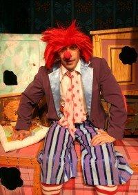 Спектакль «Улыбка клоуна» в Иркутске