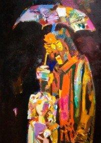 Выставка Николая Вершинина