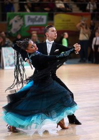 Турнир по танцевальному спорту «Голубой Байкал 2017»