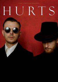 Концерт группы «Hurts»