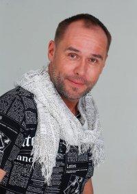 Моноспектакль Максима Аверина в Братске