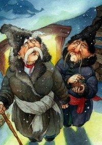 Спектакль «Ночь перед Рождеством» в Красноярске