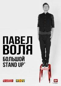 Концерт Павла Воли в Иркутске