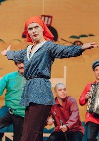Спектакль «Я. ДРУГОЙ. ТАКОЙ. СТРАНЫ» в Красноярске