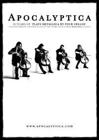 Концерт группы «Apocalyptica»