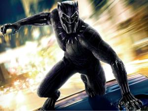 Смотреть Чёрная Пантера постер