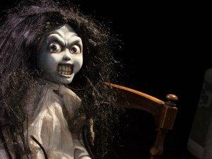 Проклятие Кукла ведьмы