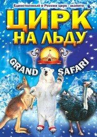 Шоу цирка на льду «Grand Safari»