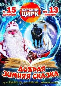 Цирковое шоу «Добрая зимняя сказка»