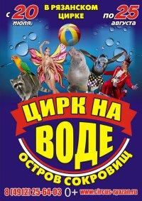 Цирковое шоу на воде «Остров сокровищ»