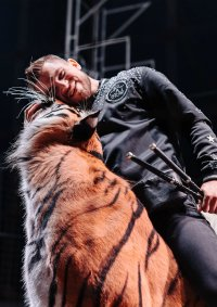 Цирковое шоу «Тигры, львы и Якутский цирк»