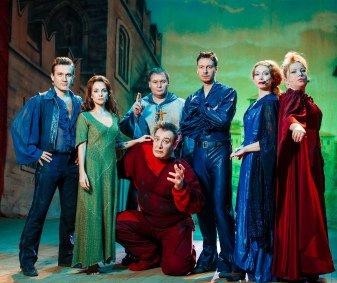 Мюзикл «Нотр Дам де Пари. Ромео и Джульетта»