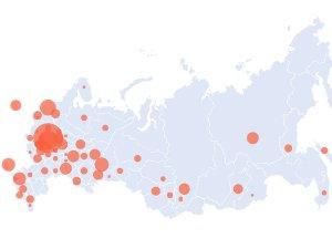 По состоянию на 28 марта в России 1264 случая заболевания коронавирусом