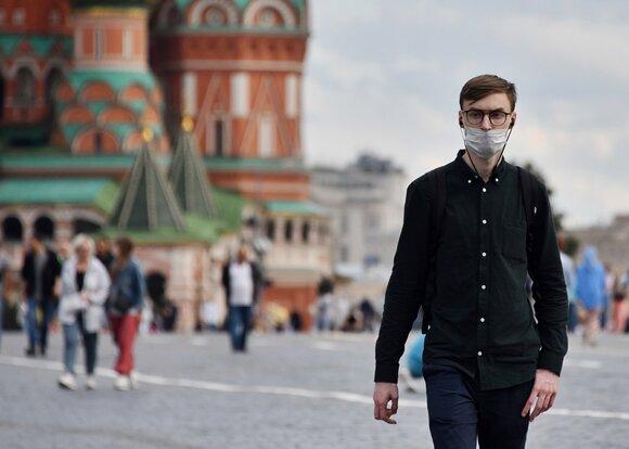 Москва входит в топ регионов России с самым низким темпом прироста новых случаев COVID-19