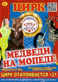 Шоу цирка-шапито «FantastiC»