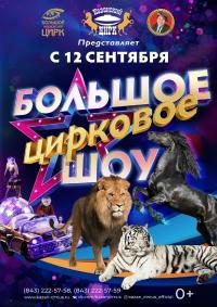 Цирковое шоу «Большое цирковое шоу»