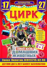 Шоу цирка-шапито «Премьер»