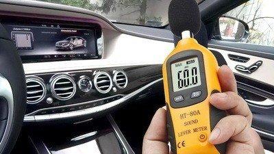 В Анапе измеряют силу шума от машин