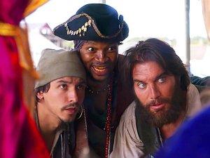 Сокровище Пиратской бухты
