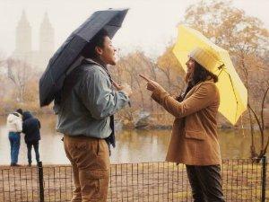 Любовь, свидания, Нью-Йорк